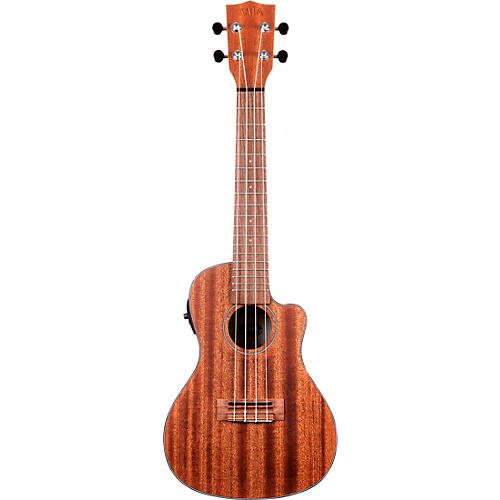 Kala Solid Mahogany Concert Cutaway Acoustic-Electric Ukulele