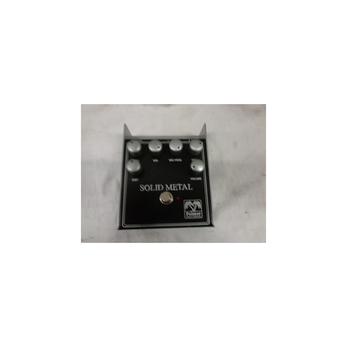 Palmer Solid Metal Effect Pedal