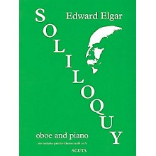 Novello Soliloquy (for Oboe) Music Sales America Series