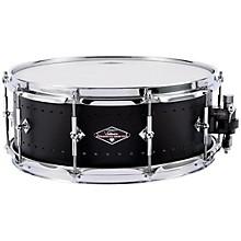 Solitiare Series Snare Drum 14x5.5 Inch Matte Black