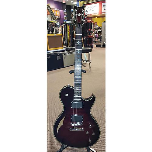Schecter Guitar Research Solo 6 Hellraiser E/a Prototype Hollow Body Electric Guitar