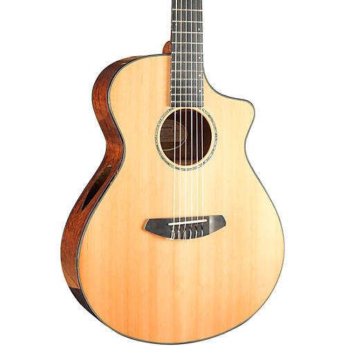 Breedlove Solo Concert Cutaway CE Nylon String Acoustic-Electric Guitar