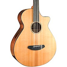 Breedlove Solo Jumbo Bass Acoustic-Electric Guitar Level 1 Gloss Natural