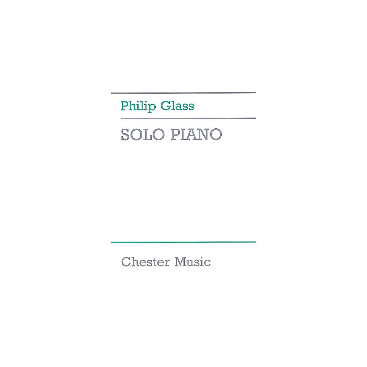 Chester Music Solo Piano Music Sales America Series Softcover