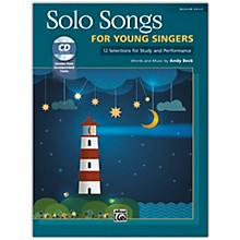 Alfred Solo Songs for Young Singers Book & CD