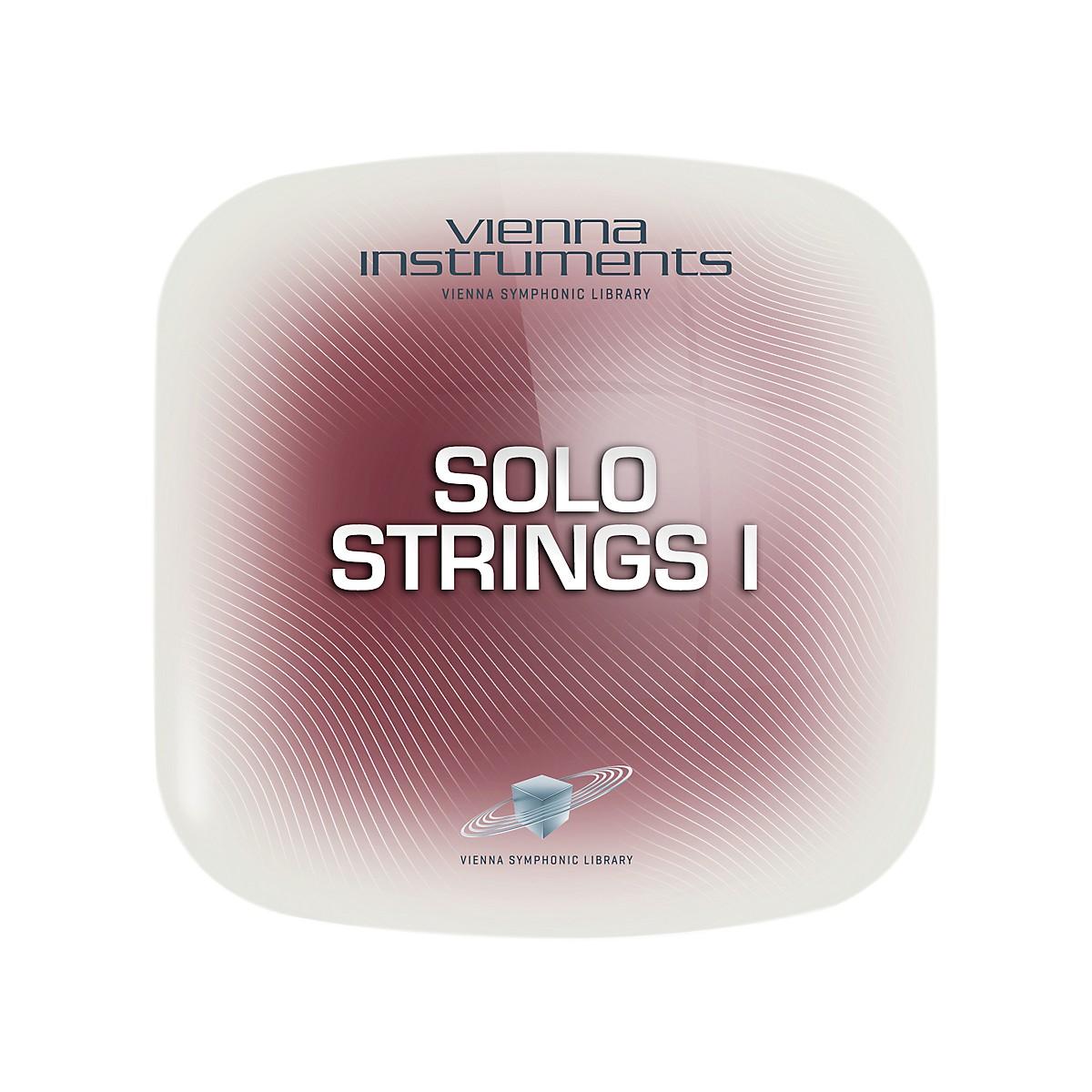 Vienna Instruments Solo String I Standard Software Download