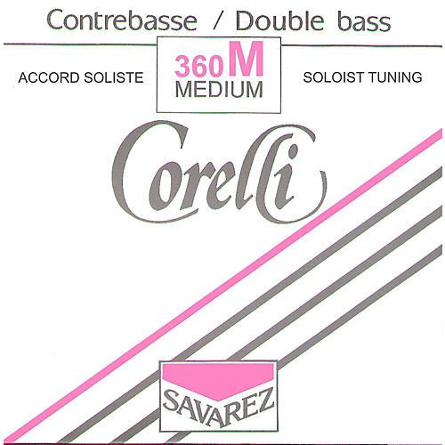 Corelli Solo Tungsten Series Double Bass String Set