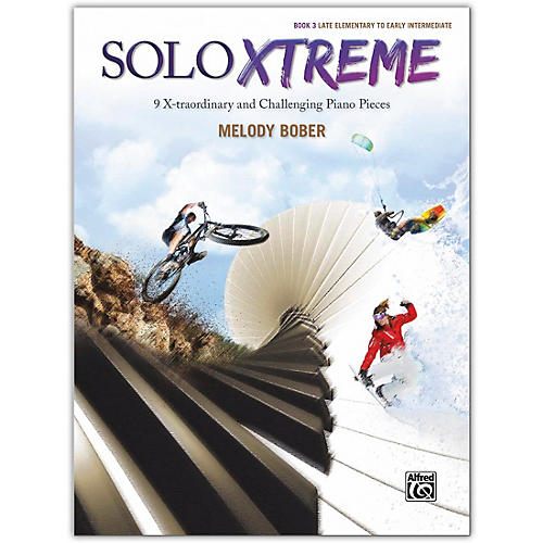 Alfred Solo Xtreme, Book 3 Late Elementary / Early Intermediate
