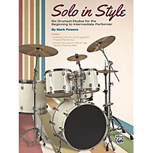 Alfred Solo in Style Book
