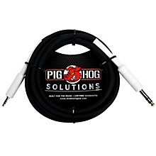 Pig Hog Solutions 1/4 TRS to 1/8 Mini Adapter Cable Level 1 6 ft.
