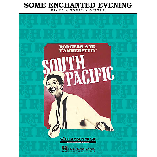 Hal Leonard Some Enchanted Evening (From 'South Pacific') Piano Vocal Series