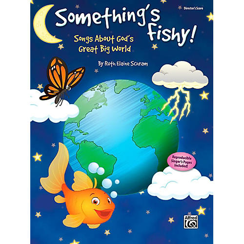 Alfred Something's Fishy! - Director's Score