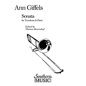 Southern Sonata Archive Trombone Southern Music Series Composed by Ann ... by Southern