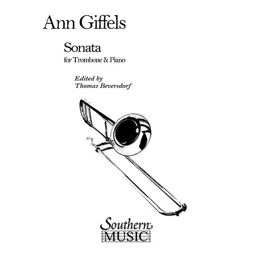 Southern Sonata (Archive) (Trombone) Southern Music Series Composed by Ann Giffels