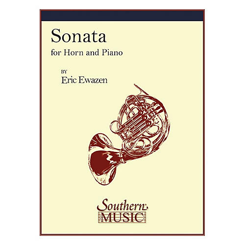 Southern Sonata (Horn) Southern Music Series Composed by Eric Ewazen