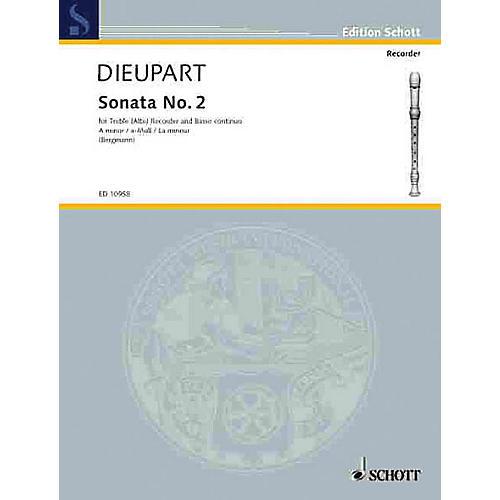 Schott Sonata No. 2 A Minor Schott Series