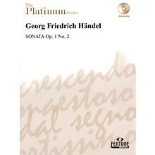 Fentone Sonata Op. 1 No. 2 Fentone Instrumental Books Series Book with CD