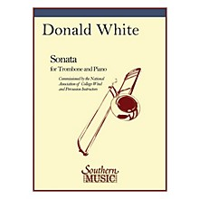 Southern Sonata (Trombone) Southern Music Series Composed by Donald White