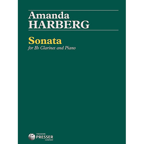 Carl Fischer Sonata for Bb Clarinet and Piano