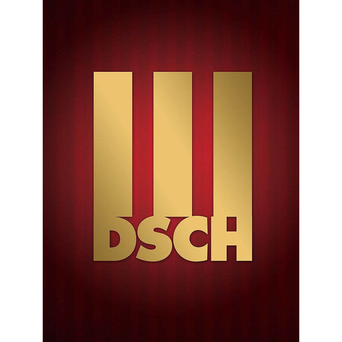 DSCH Sonata for Violin and Piano, Op. 134 DSCH Series Composed by Dmitri Shostakovich