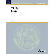 Schott Sonata in G Minor, Op. 3, No. 4 Schott Series