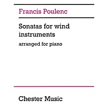 Chester Music Sonatas for Wind Instruments Music Sales America Series Softcover