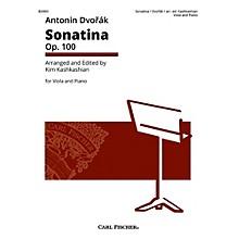 Carl Fischer Sonatina Op. 100 Antonin Dvorak for Viola & Piano