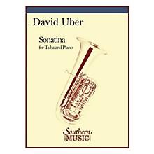 Southern Sonatina (Tuba) Southern Music Series Composed by David Uber
