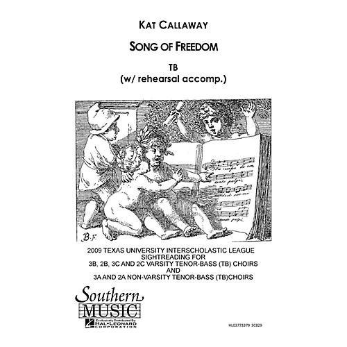 Southern Song of Freedom TB Composed by Kat Callaway