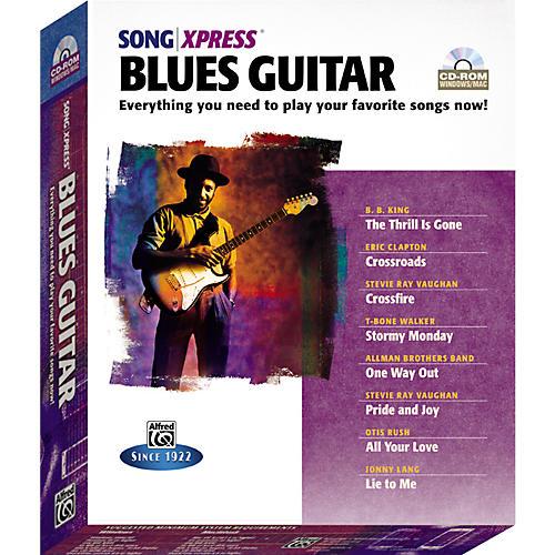 Alfred SongXpress - Blues Guitar CD-Rom