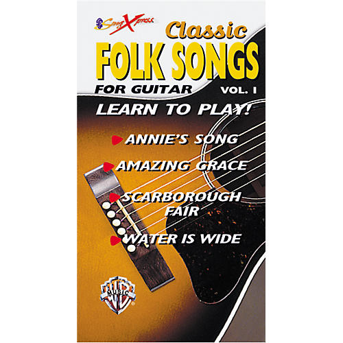 Alfred SongXpress Classic Folk Songs for Guitar - Volume 1 Video