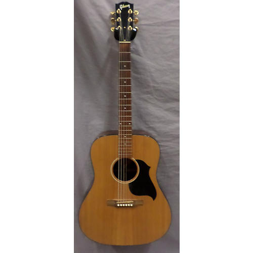 used gibson songbird acoustic guitar guitar center. Black Bedroom Furniture Sets. Home Design Ideas