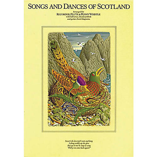 Music Sales Songs and Dances of Scotland (for Recorder) Music Sales ...