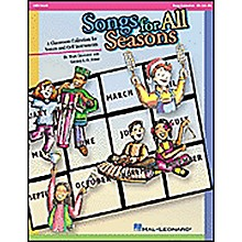 Hal Leonard Songs for All Seasons - Orff Collection Book