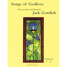 Transcontinental Music Songs of Godlove, Volume II: S-Z (51 Solos and Duets) Transcontinental Music Folios Series