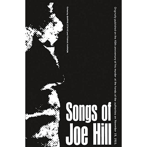 Oak Archives Songs of Joe Hill Music Sales America Series Softcover