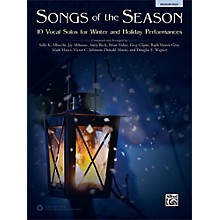 Alfred Songs of the Season Medium High Book