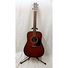 Simon & Patrick Songsmith Burgandy SF Acoustic Electric Guitar