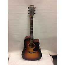Simon & Patrick Songsmith CW Burst A3T Acoustic Electric Guitar