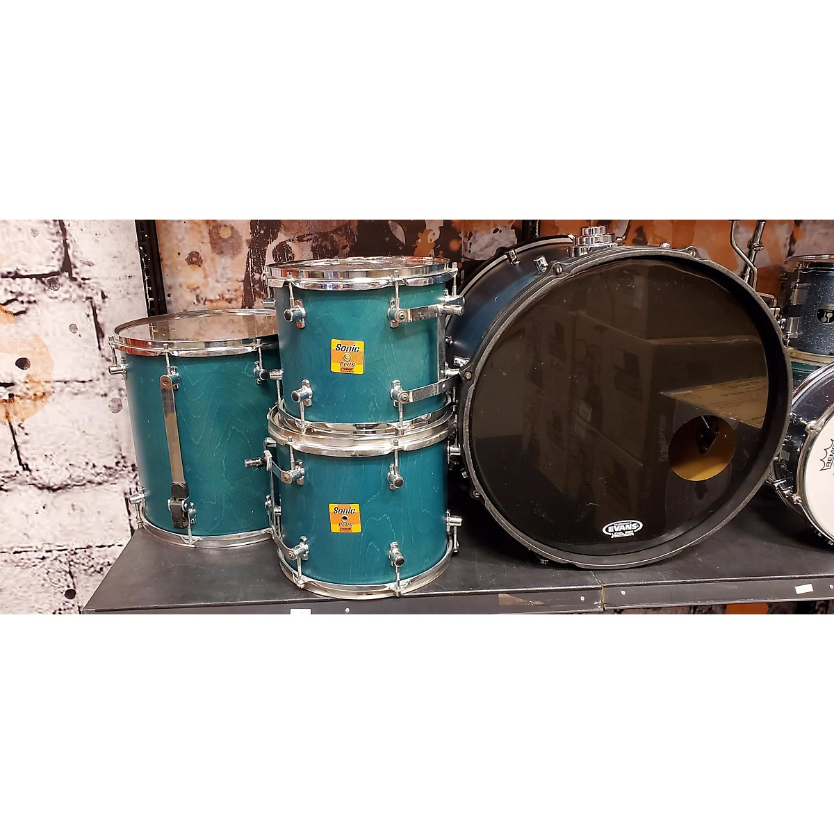 Sonor Sonic Drum Kit