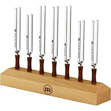 Meinl Sonic Energy Chakra Set Planetary Tuning Forks
