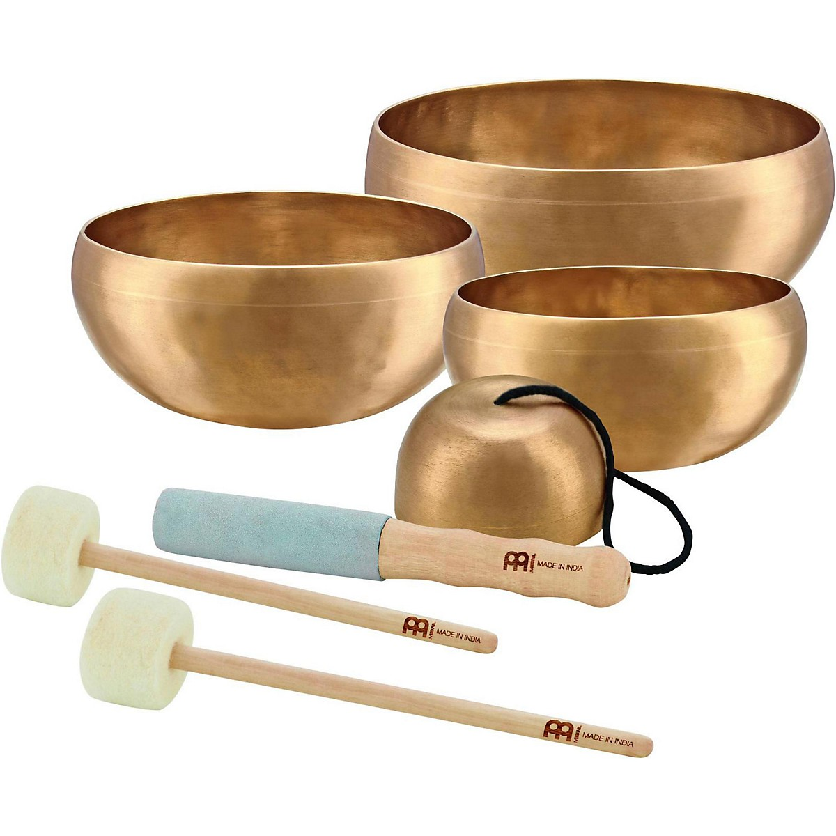 Meinl Sonic Energy Cosmos 4-Piece Singing Bowl Set