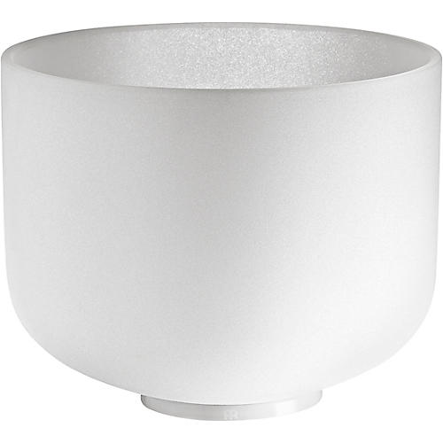 Meinl Sonic Energy Crystal Singing Bowl, Heart Chakra