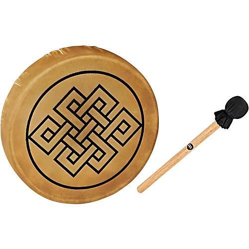 Meinl Sonic Energy HOD15-EK 15-Inch Native American Style Hoop Drum, Endless Knot Symbol