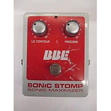 BBE Sonic Maximizer Effect Pedal