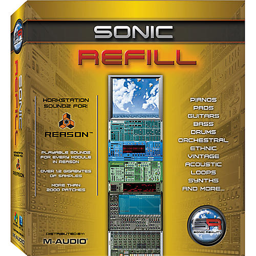 Sonic Reality Sonic ReFill