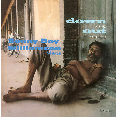 Alliance Sonny Boy Williamson - Down And Out Blues