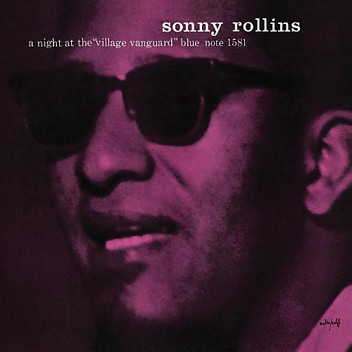 Alliance Sonny Rollins - A Night At The Village Vanguard
