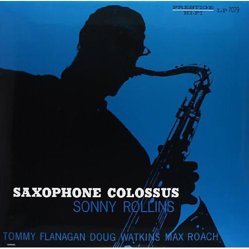 Alliance Sonny Rollins - Saxophone Colossus