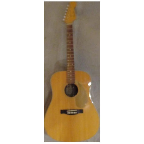 Fender Sonoran Dreadnought Acoustic Guitar